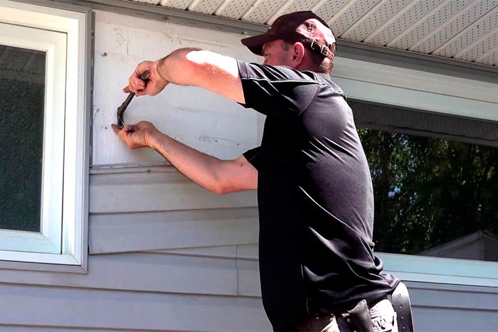 Can You Put New Siding Over Old Siding