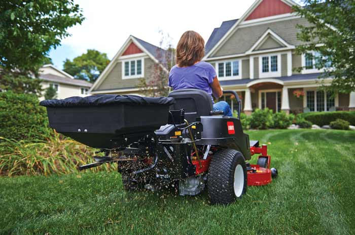 Local lawn overseeding service