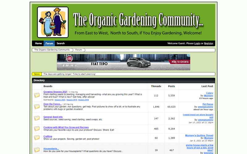 organic-gardening-forum