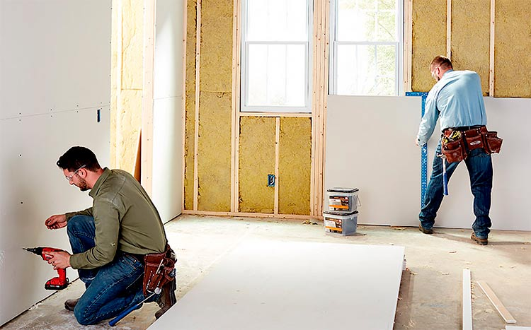 Is it ok to drywall over drywall