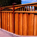 Redwood fencing cost